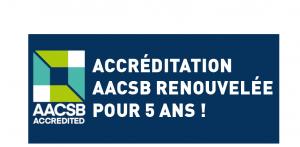 ESC Clermont BS : l'accréditation AACSB renouvelée pour 5 ans