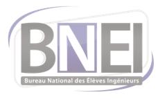 Assemblée Générale de printemps du BNEI à Strasbourg « L'entrepreneuriat en écoles d'ingénieurs »