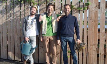 Trois entrepreneurs nantais s'allient pour la biodiversité