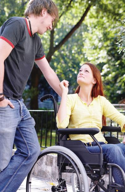 L'accueil des jeunes handicapés sur les campus