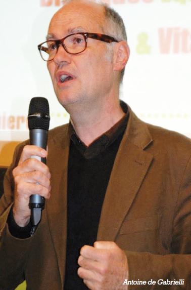 Focus sur Antoine de Gabrielli, fondateur et dirigeant de Companieros