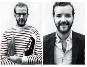 Nicolas Rohr (Istec 2009) et Frédéric Mugnier (Istec 2010), sont co-fondateurs de Faguo Shoes.