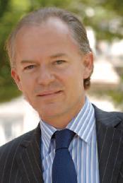 Président de Descours & Cabaud, héritier d'une longue histoire