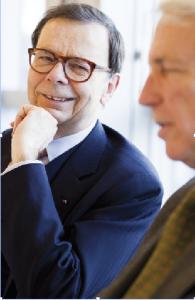 Louis Schweitzer, Président de France Initiative, Président d'Honneur de Renault