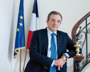 Thierry Mariani, ministre des Transports