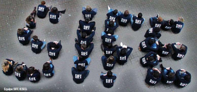 SIFE : Mener des projets d'entrepreneuriat social quand on est étudiant, c'est possible !