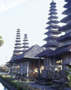 Temple de Pura Ulun Daru Bratan, au sud de l'île
