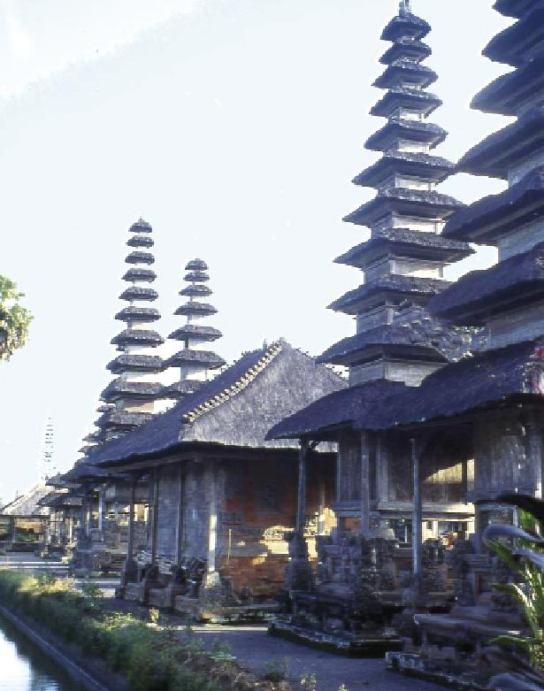 Bali, le paradis des dieux