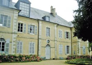 Nohant, le refuge de George Sand, manoir plus que chateau