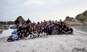 L'équipe 2011, le dernier jour du Raid !