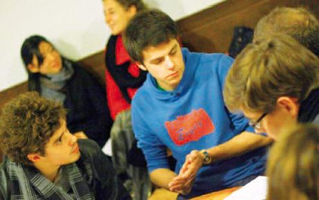 Pro Bono Lab : deux élèves d'HEC passent à l'action