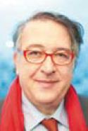 Bernard Amsalem, Président de la Fédération Française d'Athlétisme et Chef de Mission pour les J.O. 2012 de Londres