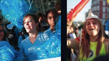 Challenge du « Monde des Grandes Écoles et Universités » : Du côté… étudiants Ils étaient là, ils se souviennent : retour sur l'édition 2011…