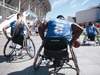 Challenge du « Monde des Grandes Écoles et Universités » : Du côté… sensibilisation au handicap Du handicap à l'handi-capacité
