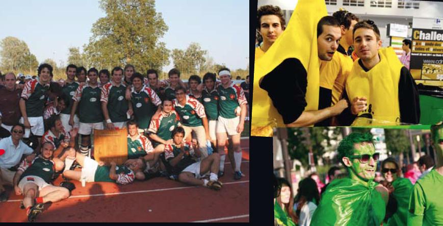 Challenge du « Monde des Grandes Écoles et Universités » : Le responsable des sports à l'ESCP Europe : star du campus, pro de l'organisation et passionné du ballon !