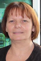 Brigitte Desflammes, responsable ressources humaines pour la banque en ligne