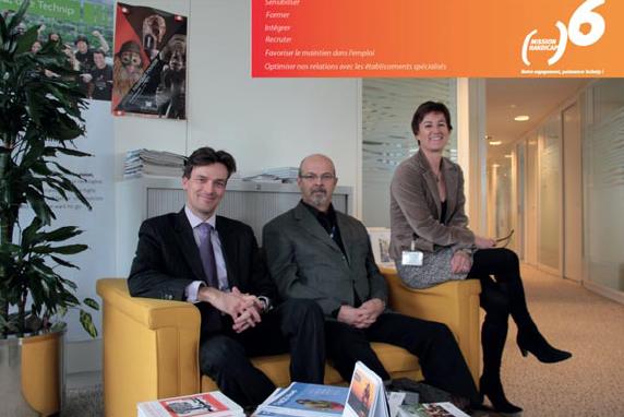 Mission Handicap de Technip en France : une démarche active, positive et fondée sur le dialogue