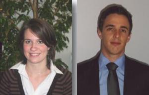 """Véronique Mie et Benoit Jacquet (Master 2 Gestion """" des RH et des Relations du Travail, CIFFOP Paris 2, 2006 et 2011) sont respectivement Responsable Responsabilité Sociale Entreprise et Chargé de Mission Handicap chez Bouygues Immobilier"""