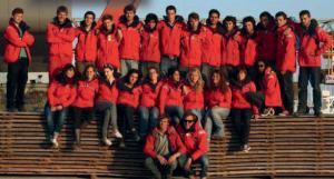 L'équipe organisatrice de l'édition 2012