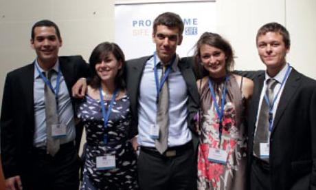 Des étudiants ingénieurs s'engagent dans l'entrepreneuriat social