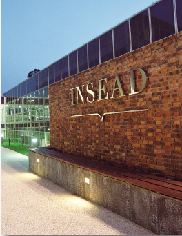INSEAD, l'école internationale