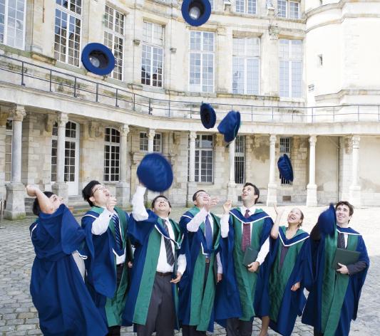 Le PhD à l'INSEAD : 23 ans déjà ! Go for the top !