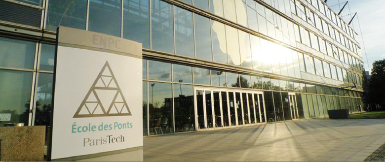 Exemple de l'École des Ponts ParisTech