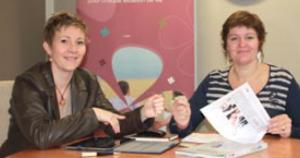 Martine Carlu (IESEG 93, CPA Executive MBA HEC 2005) est Directrice du Développement commercial à IMA, et Catherine Lardy (Sciences Po 84, DEA Finances Publiques, Fiscalité 85) est Directrice du Marketing à IMA.