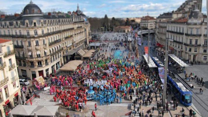 Fédération des Elèves du réseau Polytech : Avril, un mois riche en émotions !