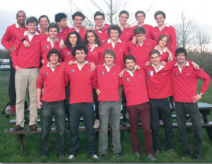 L'équipe organisatrice du TOSS 2013