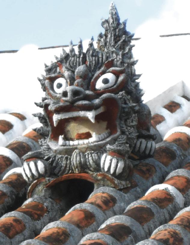 Okinawa, paradis des dieux et des Japonais