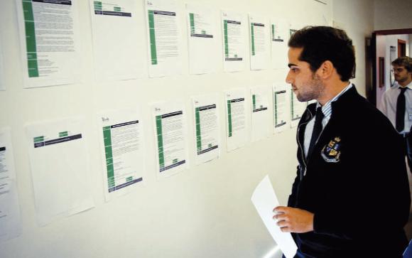 Le choix des stages en troisième année : différents points de vue à l'ECE Paris, école d'ingénieurs