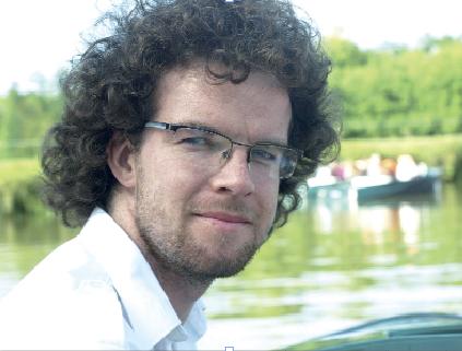 Ismaël Le Mouel, l'entrepreneur solidaire