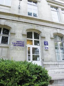 L'Institut des Sciences de l'Homme (ISH)  est l'une des trois fédérations de recherche  de l'Université Lumière Lyon 2