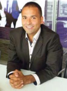 Julien Fanon, co-fondateur d'Alter'Actions, est consultant en organisation et gestion des talents chez Accenture