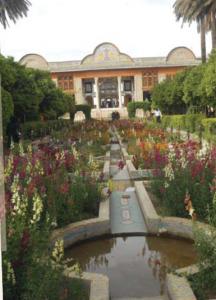 Shiraz, palais Qavam