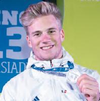 Tout schuss ! Blaise Giezendanner, 22 ans – Originaire de Haute Savoie (Chamonix)