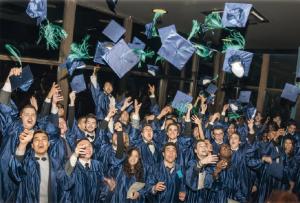 Les formations Bachelor et Bac +5 d'Euridis sont 100 % en alternance