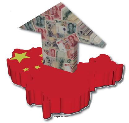La Chine, un pays en pleine explosion économique