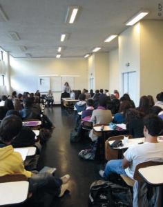 Le SOIP de l'UCP organise des réunions d'information pour les étudiants de licence