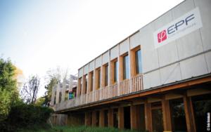 Campus Sceaux Eco-bâtiment © Elodie Ratsimbazafy