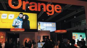 Stand Orange au Mobile World Congress 2016 de Barcelone