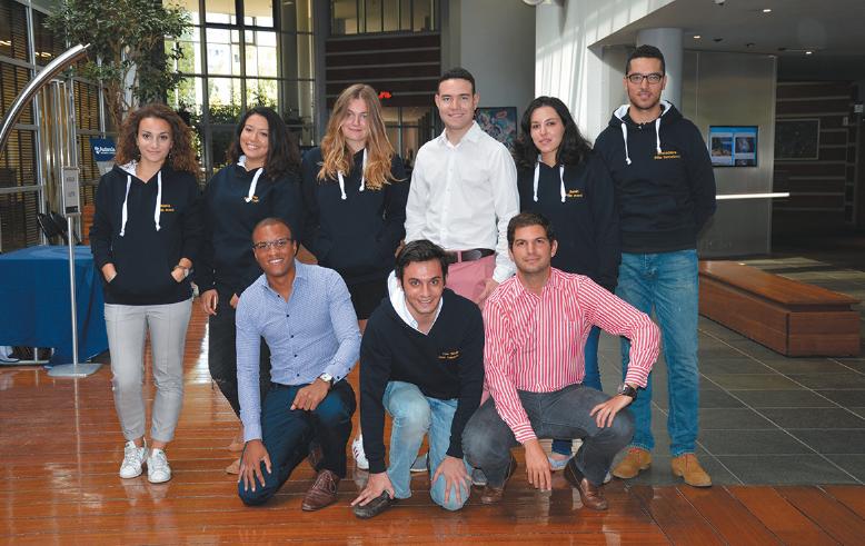 Audencia Financial Club, des synergies au service des étudiants