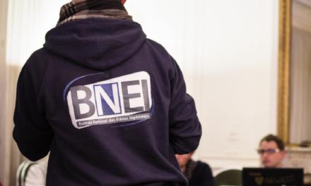 Le BNEIaccompagne de nouveau les étudiants ingénieurs en 2016-2017