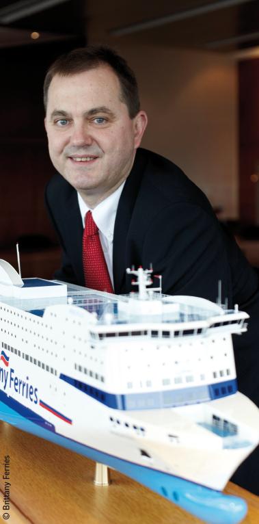 Brittany Ferries : Lier les Hommes, les territoires et les convictions