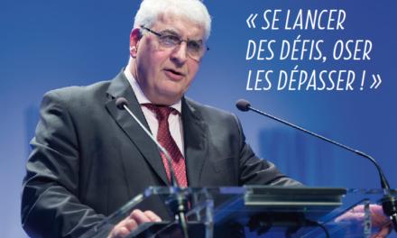 LE CRÉDIT MUTUEL NORD EUROPE POUR 2020 : CONNECTÉS, EXPERTS, AGILES, PERFORMANTS ET COLLECTIFS