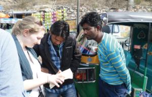 Voyage humanitaire en Inde