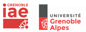 GRENOBLE IAE : la Graduate School of Management de l'Université Grenoble Alpes, des nouveautés pour la rentrée 2016-2017,  pour connecter les talents et susciter l'innovation