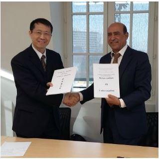 L' ISEP crée un campus commun en Chine avec la Chongqing University of Posts and Telecommunications