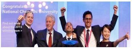 3 étudiants de PSB se qualifient pour les 1/2 finale du Hult Prize, un concours d'entreprenariat social